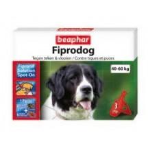 Fiprodog Grands chiens (de 40 à 60 kg) au Fipronil