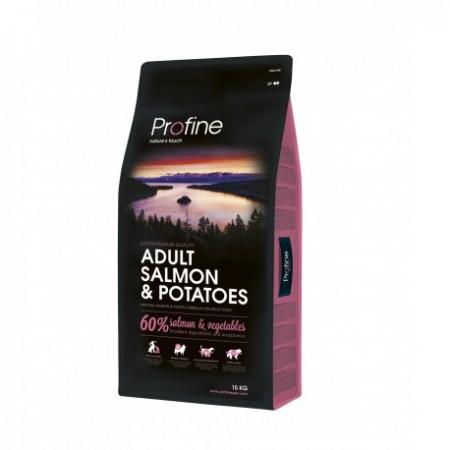 PROFINE ADULTE SAUMON 15KG