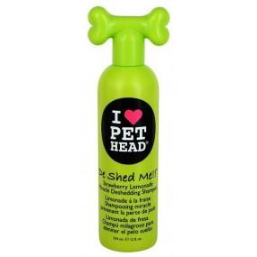 Shampooing Pet Head DE SHED ME RINCE