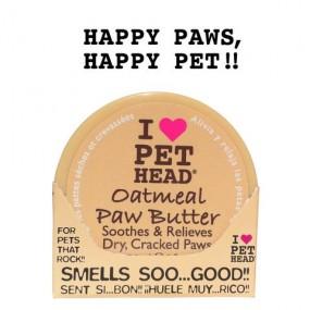 Créme Pet Head Oatmeal Paw Butter