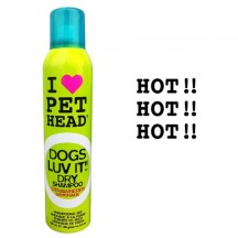 SHAMPOOING  SEC Pet Head DOGS  LUV IT