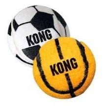 Lot de 2 balles Kong SportBall