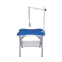 "Table pliante ""Os"" portable à potence réglable"