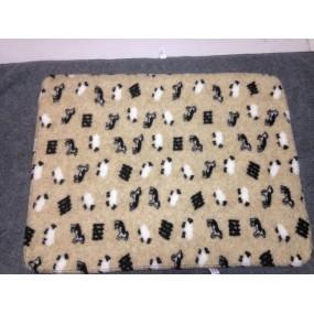 Couvertures pour chien et chat taille 2 (70cm * 95cm)