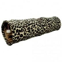 Tunnel Pour Chat Leopard