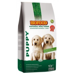 Croquettes chiot puppy BIOFOOD