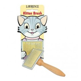 Carde Souple Chaton Lawrence