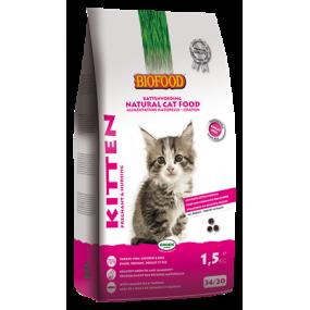 BIOFOOD Kitten Chaton 1.5kg