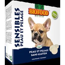 Comprimés pour chien Peau sensible et Pelage