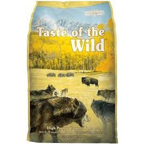 TASTE OF THE WILD HIGH PRAIRIE ADULTE