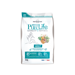 PURE LIFE CHAT ADULTE 2KG