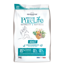 PURE LIFE CHAT ADULTE 8KG