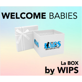 """La BOX by WIPS """" WELCOME BABIES"""""""