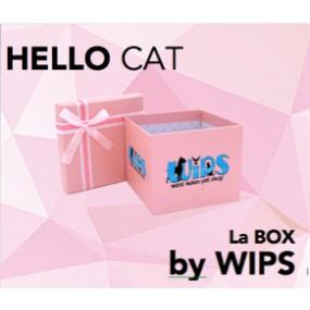 "La BOX by WIPS "" HELLO CAT"""