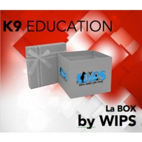"""La BOX by WIPS """" K9 EDUCATION """""""