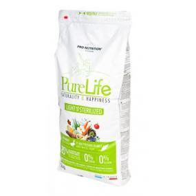 PURE LIFE LIGHT CHIEN 12 kg