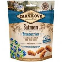 Carnilove Snack Dog Saumon Myrtille 200g