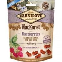 Carnilove Snack Dog Maquereau Framboise 200g