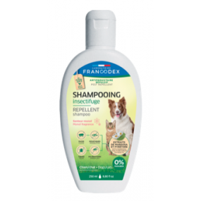 Shampooing Antiparasitaire Répulsif Monoï