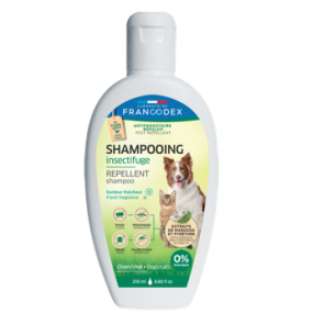 Shampooing Antiparasitaire Répulsif Fraicheur