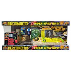 Kit pour serpent reptihabitat 76 x 30 x 30 cm Zoomed