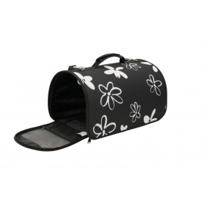 Sac De Transport Flower  Noir Zolux
