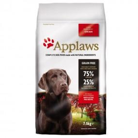 Applaws chien Adulte Large Poulet Grain Free 15 Kg