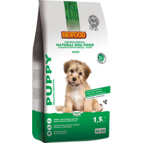 BIOFOOD Puppy Mini 10kg