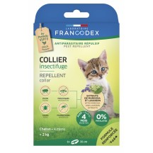 Collier insectifuge chiot/chaton