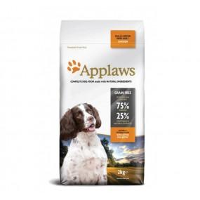 Applaws Adulte Small/Medium Poulet Grain Free 15kg
