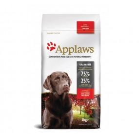 Applaws chien Adulte Large Poulet Grain Free 2 Kg