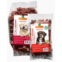 Biscuit  pour chiens aux cranberry