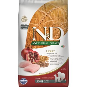 FARMINA N&D Ancestral Grain light