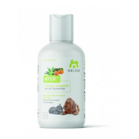 Shampooing à l'Aloe Vera BIO Maelson 4FUR™ 250ml
