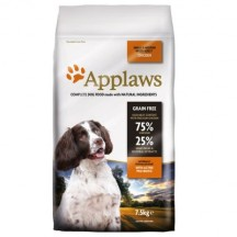 Applaws Adulte Small/Medium Poulet Grain Free 2kg