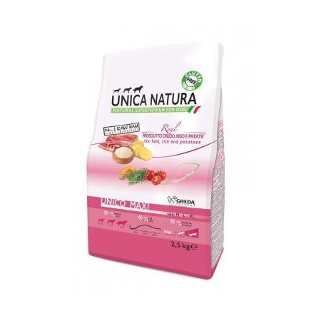 Gheda Unica Natura Jambon Maxi 12kg