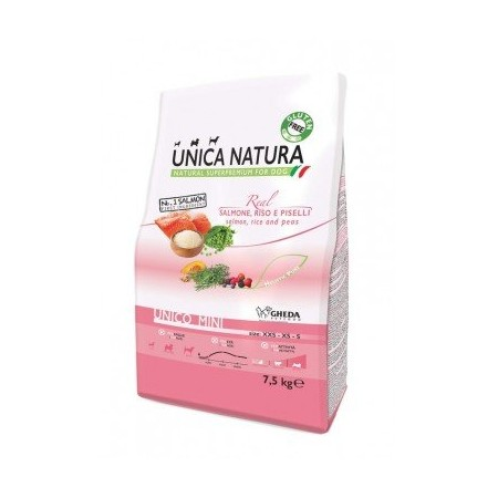 Gheda Unica Natura Saumon Maxi 12kg