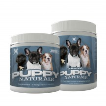 Muscle Bully Puppy Platinium naturals Colostrum 60 jours mvp