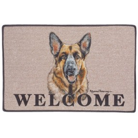 TAPIS WELCOME BERGER ALLEMAND