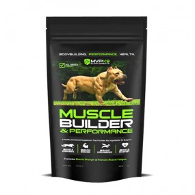 MUSCLE BUILDER AND PERFORMANCE MVPK9